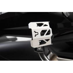 Bagagerie SW-Motech ✓ Protection de phares EVO. Gris. Acier inoxydable.