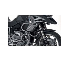 LE COIN DES BONNES AFFAIRES ✓ Protection de réservoir Noir BMW R1200GS 2008 Hepco-Becker (Destockage)