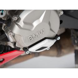 S 1000 RR 2016-2018 ✓ Protection de couvercle de carter Noir/Gris SW-Motech