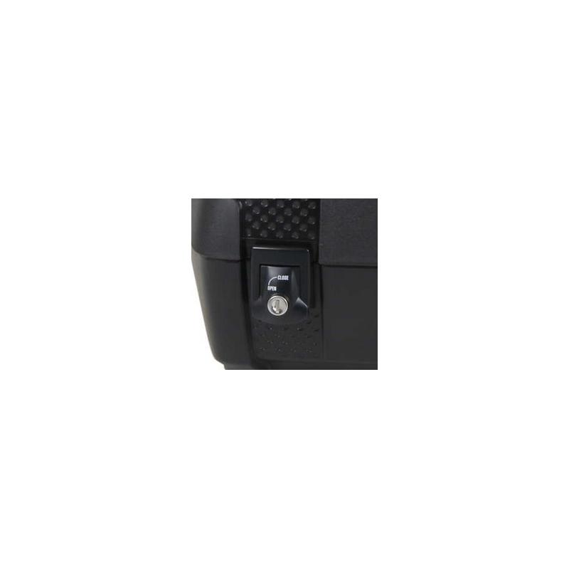 Bagagerie Hepco-Becker / Krauser ✓ 1 serrure complète pour Valises et Top case Hepco-Becker - Noir