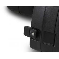 Bagagerie Hepco-Becker / Krauser ✓ Verrouillage de maintien pour Valises - Noir