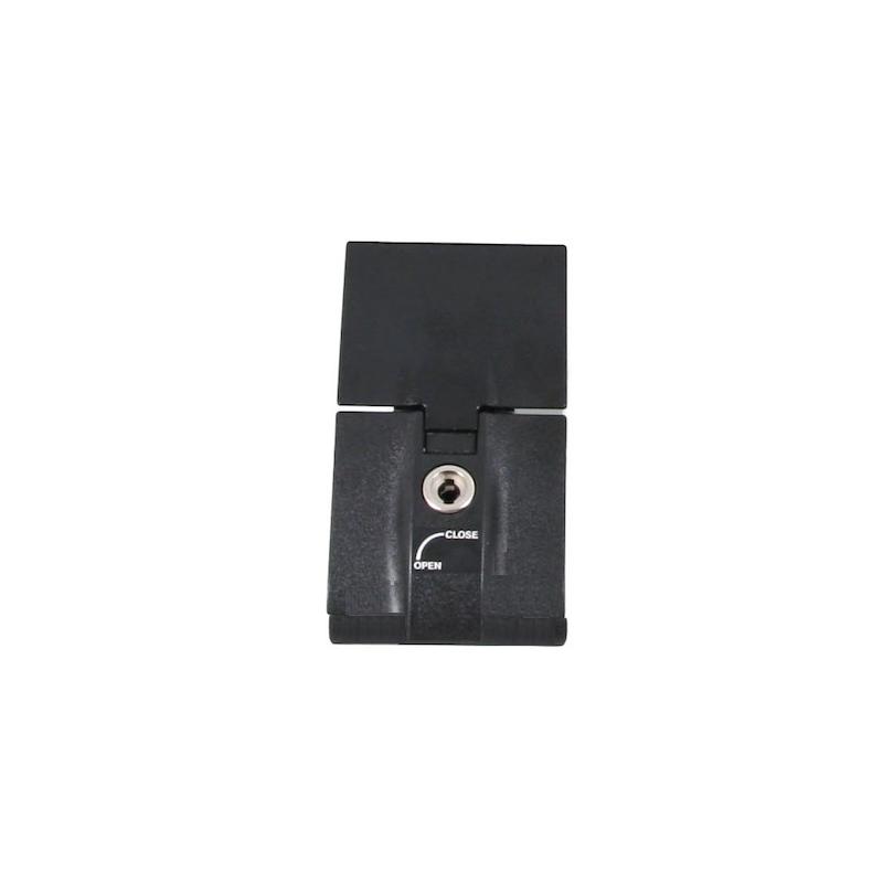Bagagerie Hepco-Becker / Krauser ✓ 1 serrure Noir complète pour Valises et Top case Journey 42