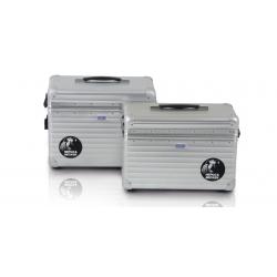 Bagagerie Hepco-Becker / Krauser ✓ Valise Alu Exclusive 25 litres Gauche HEPCO-BECKER