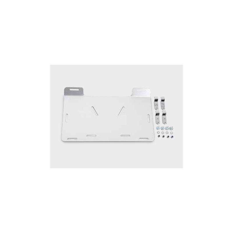 Bagagerie Hepco-Becker / Krauser ✓ Extension porte bagages Alu spécial Custom Hepco-Becker