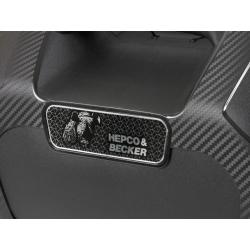 Bagagerie Hepco-Becker / Krauser ✓ Sacoches Orbit Noir Hepco-Becker - La paire