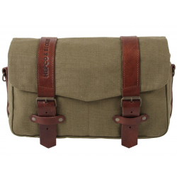 Bagagerie Hepco-Becker / Krauser ✓ Sacoche Legacy Courier Bag Pack M/M - Type C-Bow - La paire