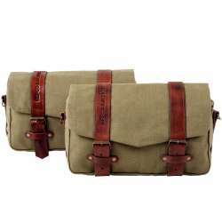 Bagagerie Hepco-Becker / Krauser ✓ Sacoche Legacy Courier Bag Pack M/M - Type C-Bow