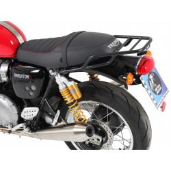 Thruxton 1200 / R à partir de 2016 ✓ Porte paquets Noir Hepco-Becker