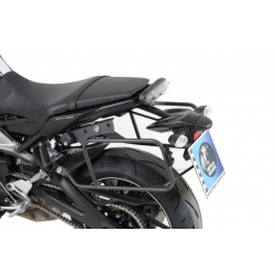 LE COIN DES BONNES AFFAIRES ✓ Supports valises latérales Yamaha MT-09 Hepco-Becker Lock-it (Destockage)