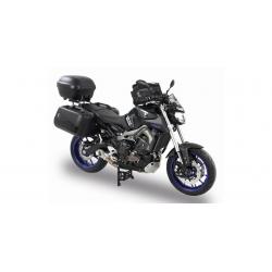 LE COIN DES BONNES AFFAIRES ✓ Supports valises latérales Yamaha MT-09 Hepco-Becker Lock-it (Destockage)
