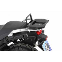 V-Strom 650 à partir de 2017 ✓ Support de top case Alurack Hepco-Becker