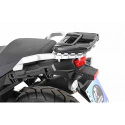 V-Strom 650 à partir de 2017 ✓ Support de top case Easyrack Hepco-Becker