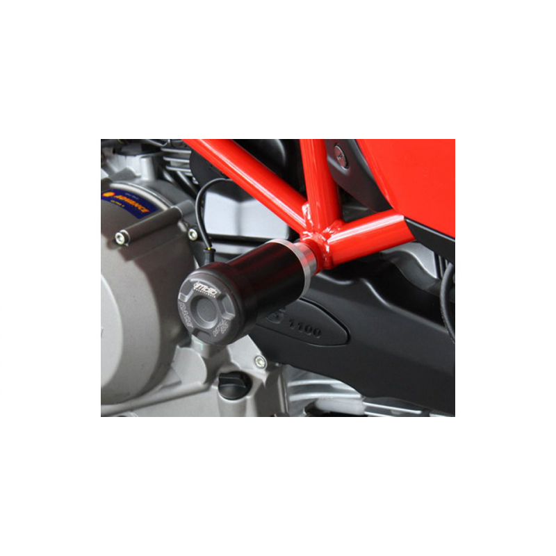 Multistrada 1000 2003-2006 ✓ Roulettes de protection