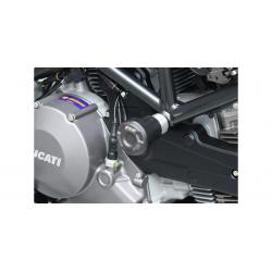 Hypermotard 796 EVO/SP 2007-2012 ✓ Roulettes de protection