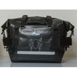 Bagagerie Amphibious ✓ MOTOBAG II 20 litres Noir - AMPHIBIOUS