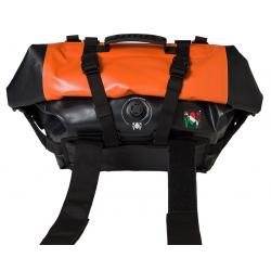Bagagerie Amphibious ✓ MOTOBAG II 20 litres Jaune Fluo - AMPHIBIOUS