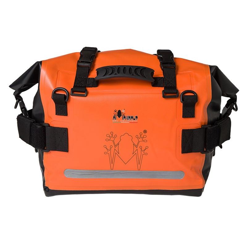 Bagagerie Amphibious ✓ MOTOBAG II 20 litres Orange - AMPHIBIOUS