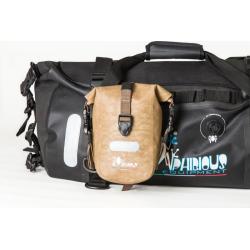 Bagagerie Amphibious ✓ VOYAGER LIGHT EVO 60L Noir Unitaire - AMPHIBIOUS