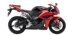 CBR 600 RR from 2007