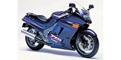 ZZ-R 1100 1990-1992