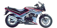 GPZ 500 S 1988-1993