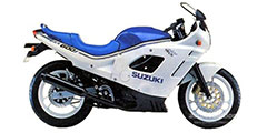 GSX 600 E/F 1987-1997