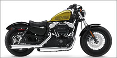 Sportster 1200 Forty-Eight