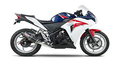 CBR 250 R from 2011