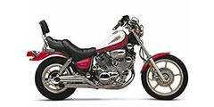 XV 750 Virago jusqu'à 1991