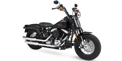 FLSTSB 1690 Softail Cross Bones