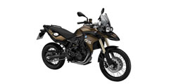 F800 GS Adventure from 2013