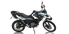 G 650 GS Sertao from 2012