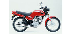 CG 125 from 1998