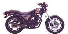 FT 500 1982-1985