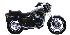 GL 650 Silver Wing 1983-1984