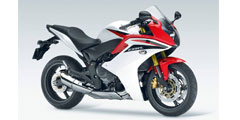 CBR 650  F from 2014