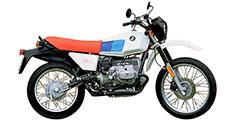R 80 G/S 1980-1987