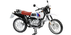 R 80 G/S Paris-Dakar up to 1988