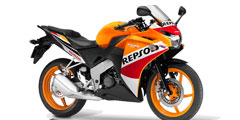 CBR 125 R from 2011