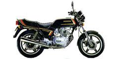 CB 250 N 1978-1981