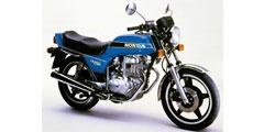 CB 250 N 1981-1986
