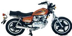 CM 250 C / T 1982-1984