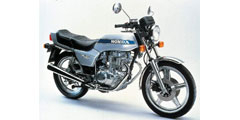 CB 400 N 1978-1980