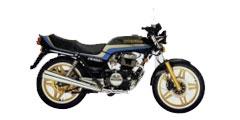 CB 400 N 1981-1986