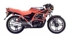 CB 450 S 1986-1989