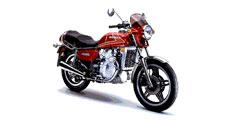 CX 500 A / B / SC 1978-1985