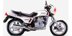 CX 500 Euro 1982-1985