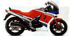 VF 500 F / F2 1984-1987