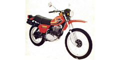XL 500 S 1979-1981