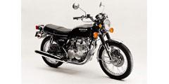 CB 500 F / CB 550 F 1974/1978